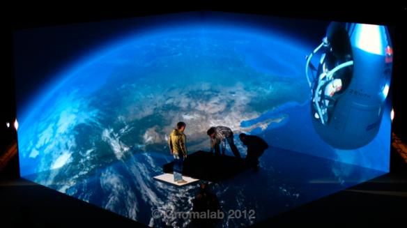 Grabación: secuencia memorable de Carlos del Amor saltando desde la estratosfera