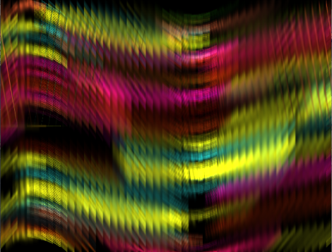 glitch pattern generator